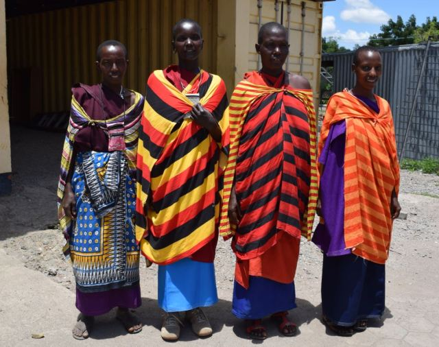 Maasai Mamas