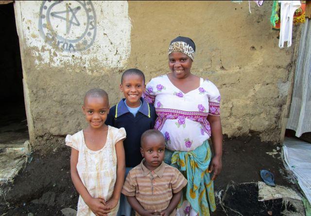 Mwanaidi's family